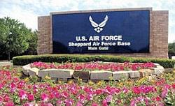 Training Exercise Turns Serious At Sheppard Air Force Base