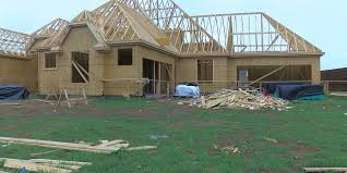 New Home Construction On The Rise In Wichita Falls