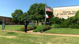 WFPD Begins National Police Week With Memorial Service