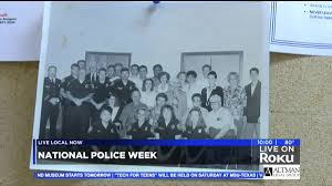Bowie Officer Who Made History Celebrates 45 Years Of Service