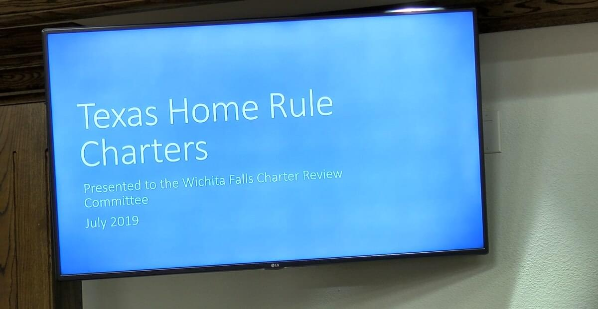 Wichita Falls City Charter Discussed At Public Hearing