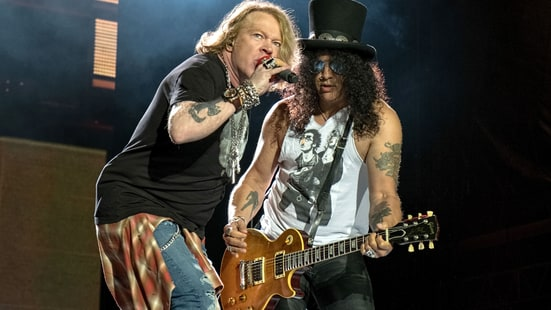 Interview With Axl Rose: Guns N'Roses' Reykjavík Concert Largest In Icelandic History
