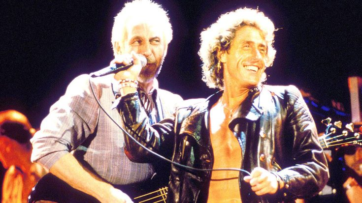 The Who Announce US Dates For 'Moving On!' Symphonic Tour
