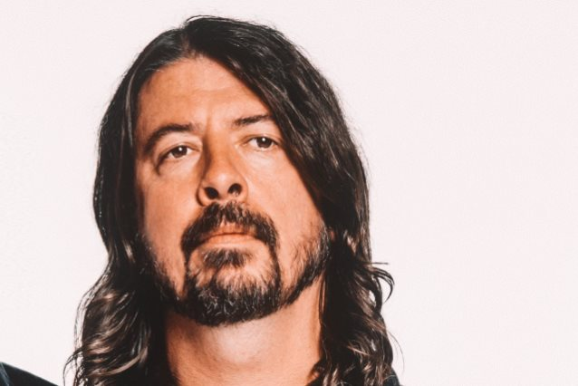 Watch Dave Grohl Present Jimmy Kimmel With A Gruesome Gift