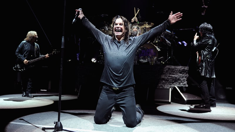 'Concern' For Ozzy Osbourne, Now In ICU