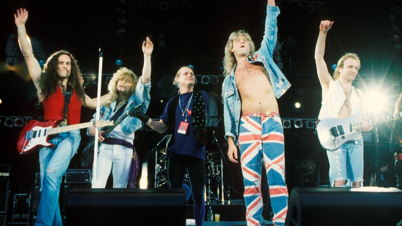 It's Official: Def Leppard To Be Inducted Into Rock And Roll Hall Of Fame