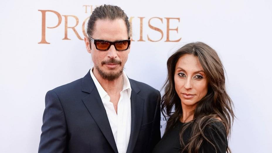 Chris Cornell's Widow Sues Doctor For Malpractice