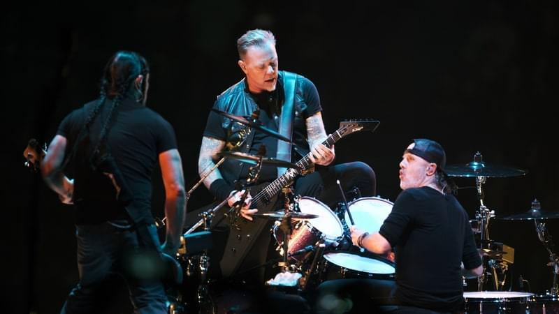 Lar Ulrich: Metallica's 'WorldWired' Tour Could Last Through Early 2020