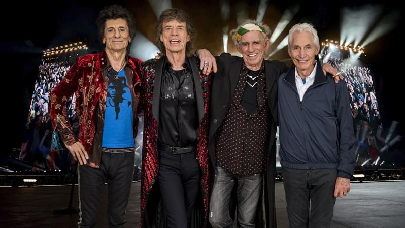 The Rolling Stones Tease 2019 US Tour Announcement