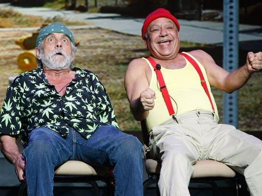 Cheech & Chong Talk 40th Anniversary Of 'Up In Smoke,' Share 2018 Version Of Movie's Title Track: Exclusive