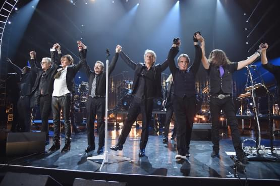Bon Jovi, The Cars, Moody Blues, Dire Straits Rock Their Way Into Hall Of Fame