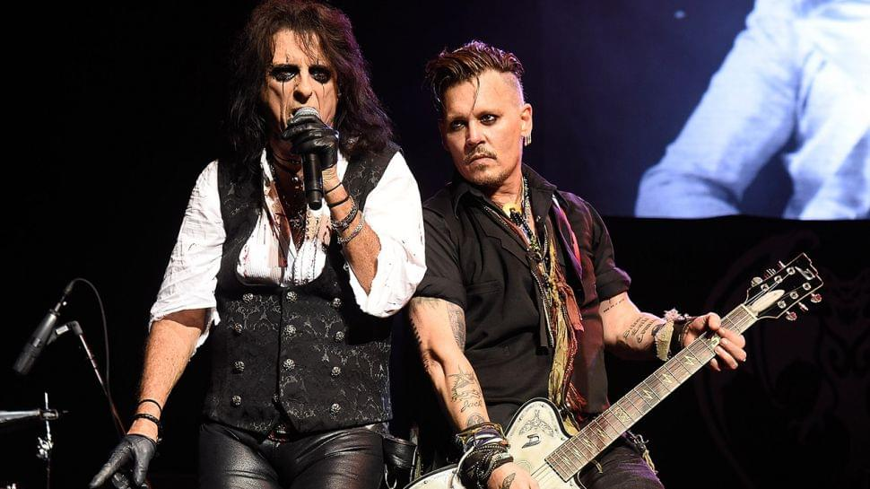 Alice Cooper: Johnny Depp Is As Good As Anybody I've Ever Worked With