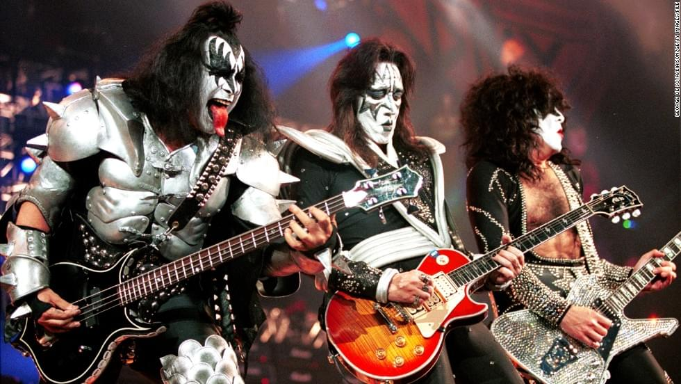 """KISS Reveal Plans For """"Spectacular"""" Three Year Tour(And Gene Simmons Wants To Work With ABBA)"""