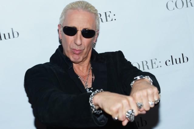 Dee Snider: 'Screaming With Anger, That's What I Do'