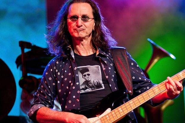 RUSH's Geddy Lee Publishing Book Of Favorite Instruments