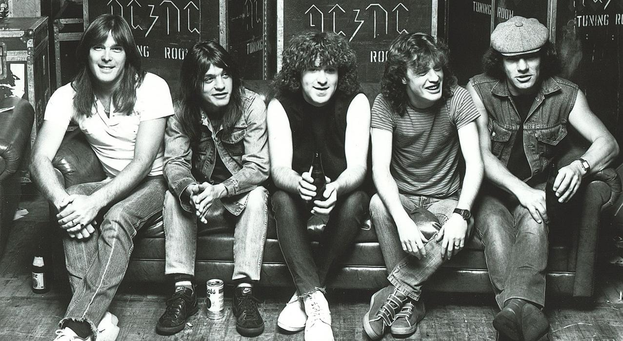 'AC/DC 1973-1980: The Bon Scott Years' Book Due In November