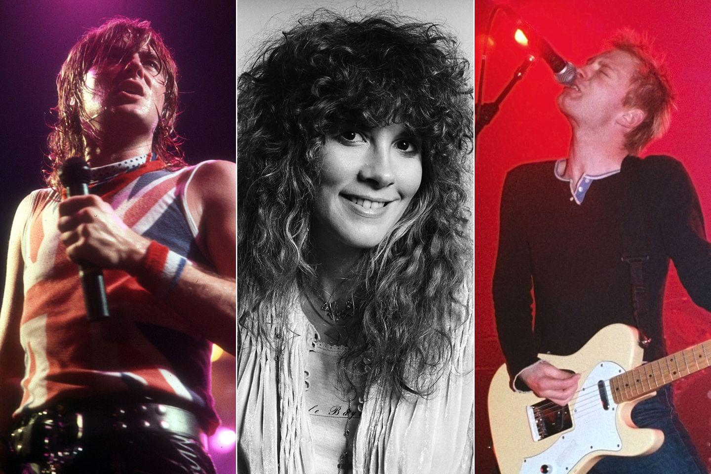 Rock Hall Of Fame: Def Leppard, Stevie Nicks, Todd Rundgren Among Nominees
