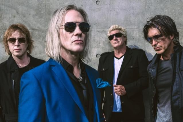 The End: Machine Featuring Jeff Pilson, George Lynch, Mick Brown, Robert Mason: Debut Album Due In The Spring
