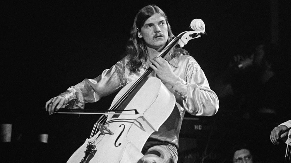 Former ELO Cellist Hugh McDowell Dead At 65