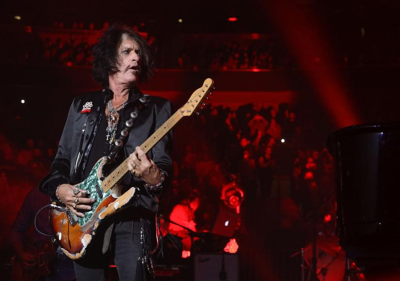 Joe Perry Cancels Fall Solo Tour Following Backstage Collapse