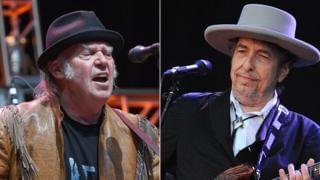 Bob Dylan, Neil Young To Headline Massive Show In London's Hyde Park