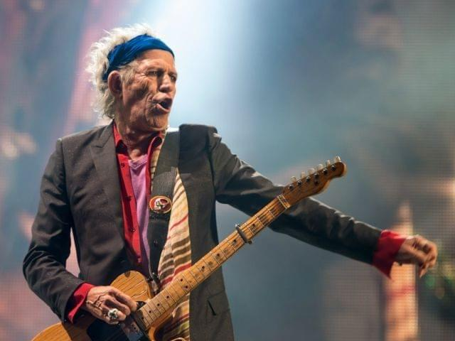 Keith Richards On Rolling Stones' Stadium Tour: 'Maybe This Will Be The Last One'