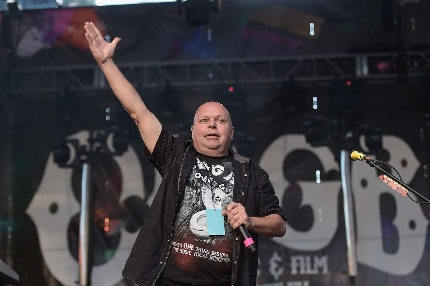 Former MTV Host Matt Pinfield Hospitalized After Being Hit By A Car