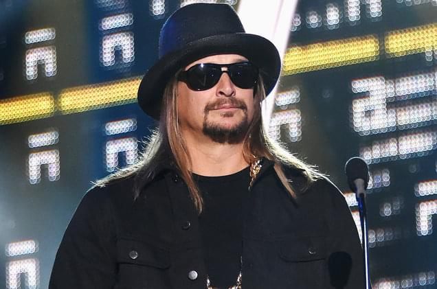 Kid Rock Pays Off $81,000 Worth Of Layaways At Walmart
