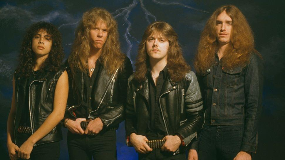 Metallica's Master Of Puppets Voted Best Album Of The 80s