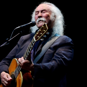 """David Crosby: """"Dying Is Part Of Life. I'm At The End Of My Life, So I Have To Look At It."""""""