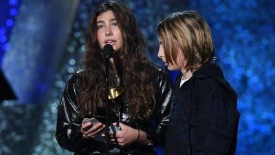 Chris Cornell's Children Say It Was 'Very Difficult' to Accept Grammy for Late Father