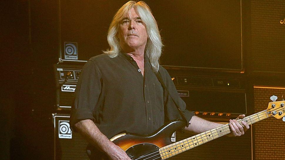 Is Bassist Cliff Williams Out Of Retirement And Back In AC/DC?