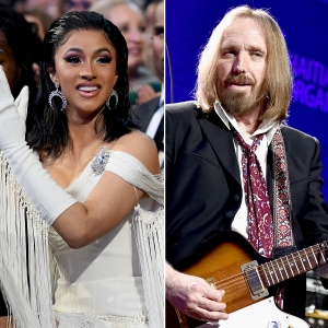 Cardi B Thanks Tom Petty for Sending Her Flowers After the Grammys — Even Though He Died in 2017