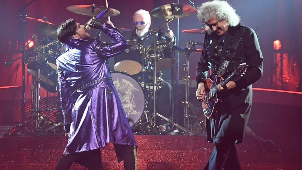 Queen And Adam Lambert Will Perform At This Weekend's Oscars