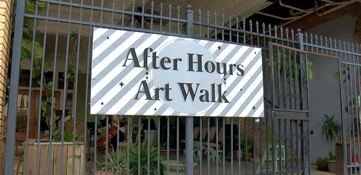 After Hours Artwalk Launches Third Year