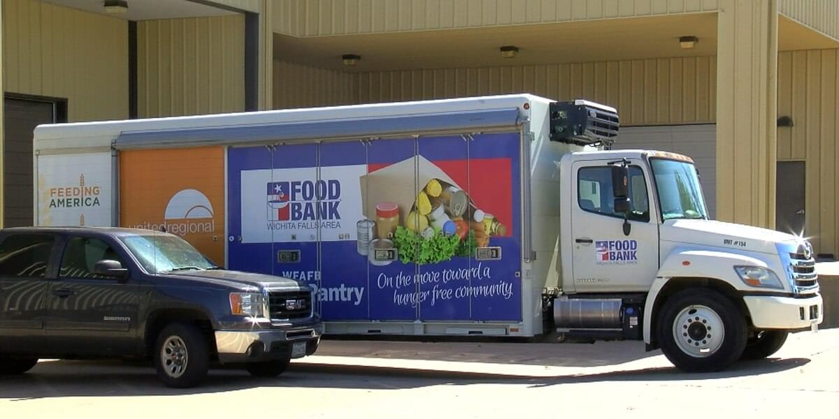 Food Bank Mobile Pantry Prepares To Launch Tuesday