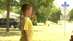 7-year-old Wichita Falls Resident Runs Lemonade Stand For Charity