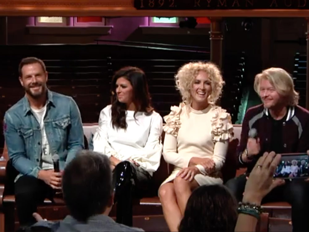 "Little Big Town Announces Six-Show Residency at the Ryman Auditorium in 2017 & Releases New ""Better Man"" Video [Watch]"