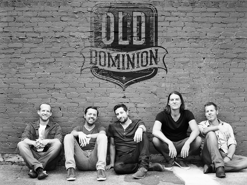 October 4th, Old Dominion @Knoxville Civic Coliseum
