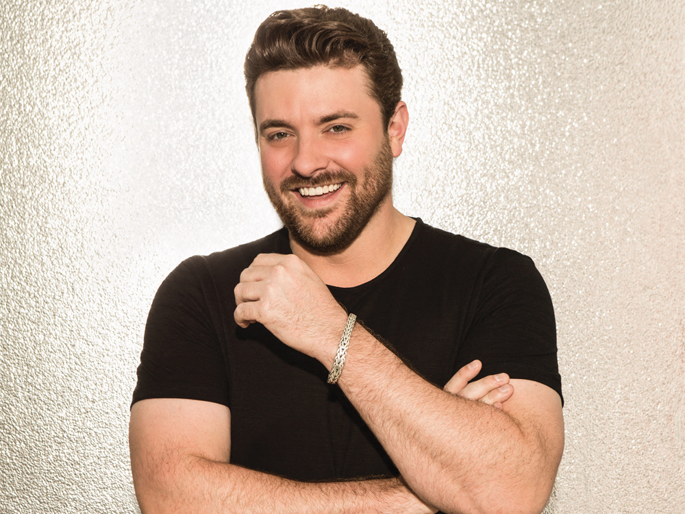 "Chris Young Scores Third Consecutive Billboard Country Airplay No. 1 Single With ""Sober Saturday Night"""