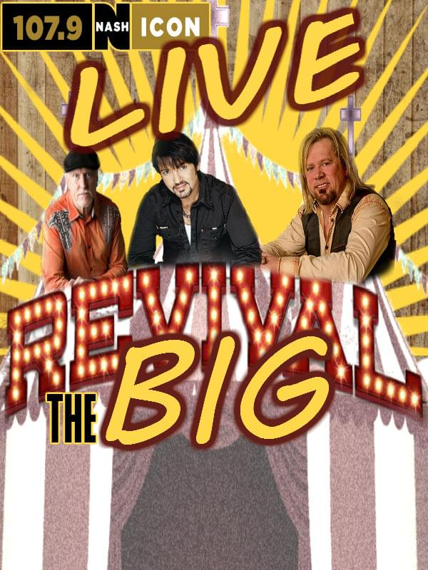 November 1st, The Big Revival LIVE @ Songbirds North