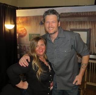Blake's new song thumps!