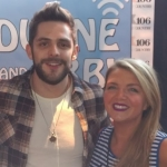 "Listen: Thomas Rhett, ""Remember You Young"""