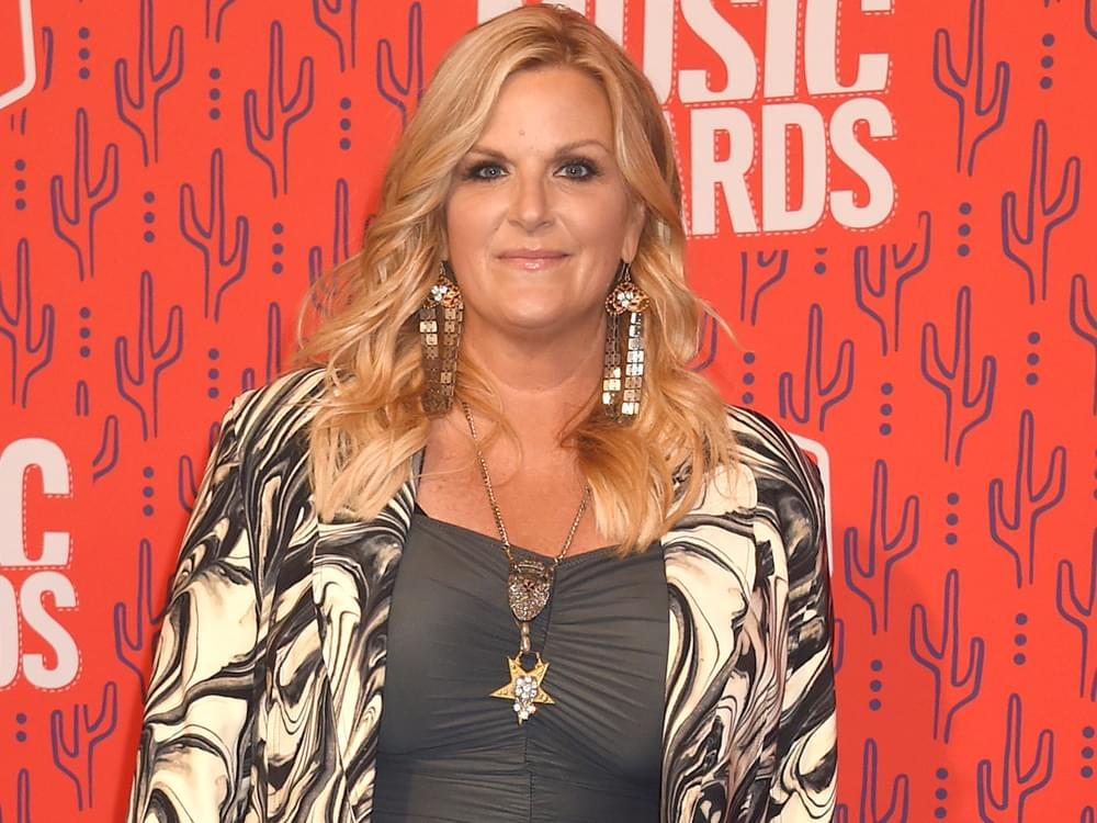 "Listen to Trisha Yearwood's Empowering New Single, ""Every Girl in This Town"""