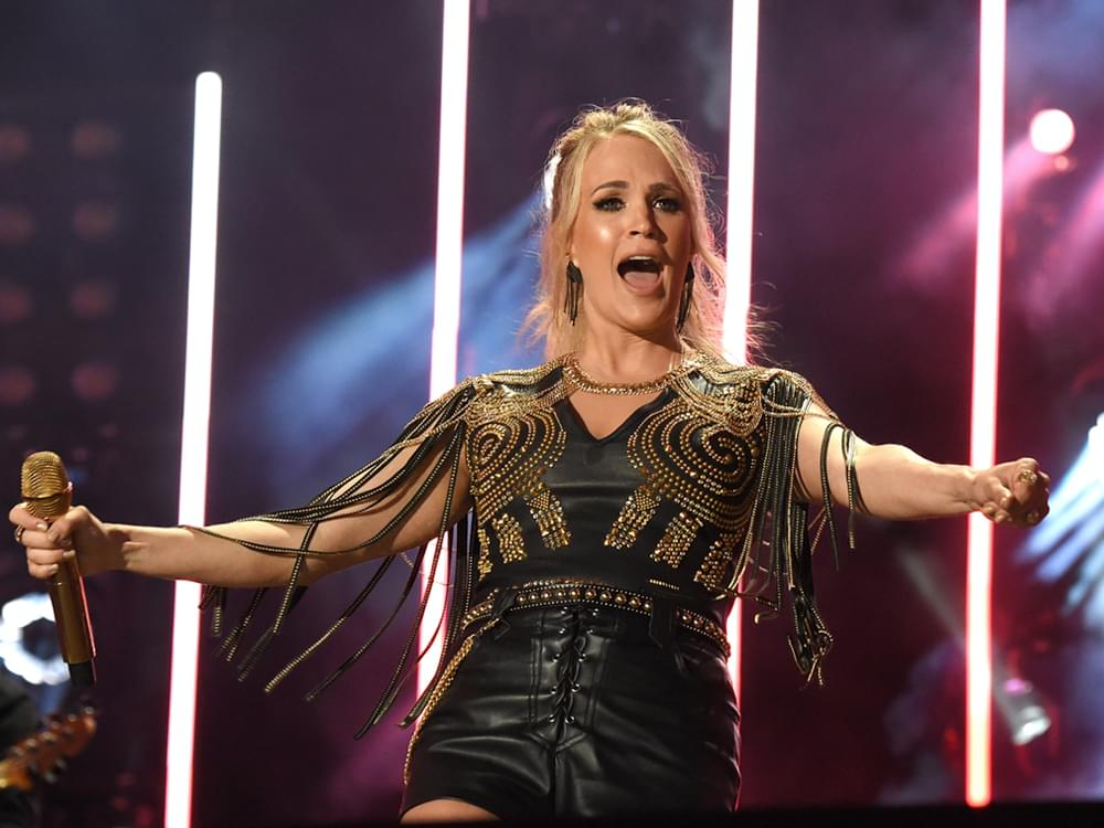 "Watch Carrie Underwood Keep the Party Going in New ""Southbound"" Video"