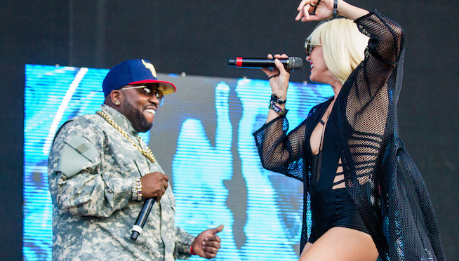 Lolla 2016 – Big Grams (Big Boi + Phantogram)