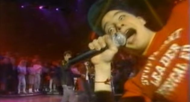 Zero F___s given by The Beastie Boys on American Bandstand