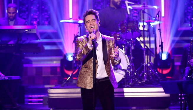 "VIDEO: Panic! At the Disco + the Roots ""Death of a Bachelor"" on 'Tonight Show'"