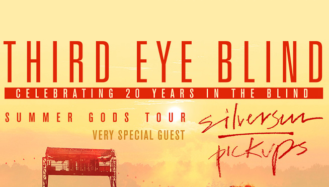 7/6/17 – Third Eye Blind and Silversun Pickups