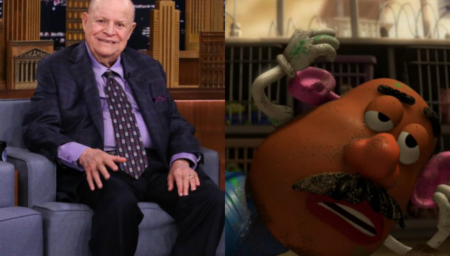 Don Rickles hadn't recorded Toy Story 4 dialogue before he died